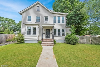 Summit Single Family Home For Sale: 26 Ashwood Ave