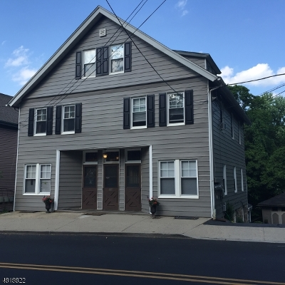 Bernardsville Boro Rental For Rent: 97-Unit 3 Claremont Rd-Apt.3