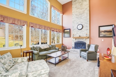 Mount Olive Twp. Single Family Home For Sale: 52 Vista Dr