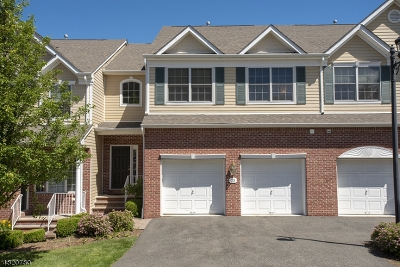 Sparta Twp. Condo/Townhouse For Sale: 23 Cicely Ct