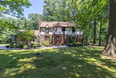 Union Twp. Single Family Home For Sale: 72 Cooks Cross Rd