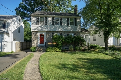 Union Twp. Single Family Home For Sale: 710 Greenwood Rd