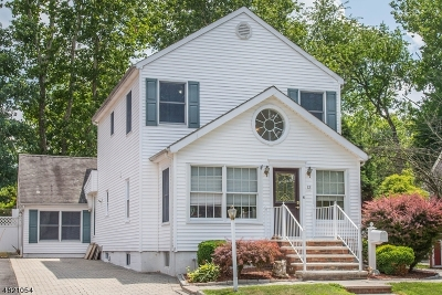 Roseland Boro Single Family Home For Sale
