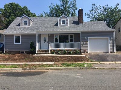Union Twp. Single Family Home For Sale: 827 Lafayette Ave
