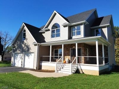 Montville Twp. Single Family Home For Sale: 127 Old Change Bridge Rd