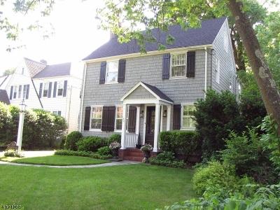 Chatham Boro Single Family Home For Sale: 126 Washington Ave