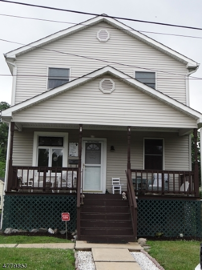 Manville Boro Single Family Home For Sale: 1023 Saint John St