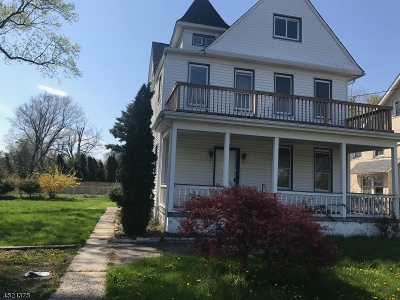 Bound Brook Boro Multi Family Home For Sale: 555 Mountain Ave