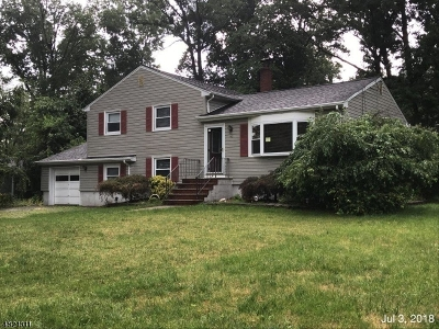 Hanover Twp. Single Family Home For Sale: 42 Perry St