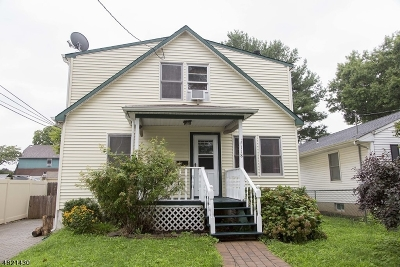 Manville Boro Single Family Home For Sale: 118 S 18th Ave