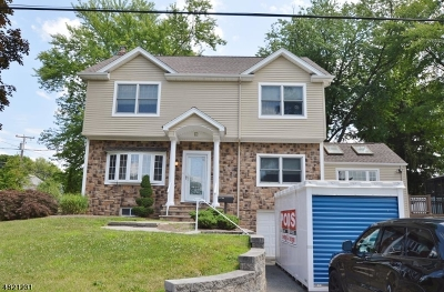East Hanover Twp. NJ Single Family Home For Sale: $629,000