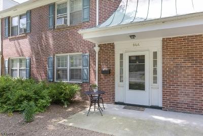 Bernards Twp., Bernardsville Boro Condo/Townhouse For Sale: 84a Anderson Hill Rd