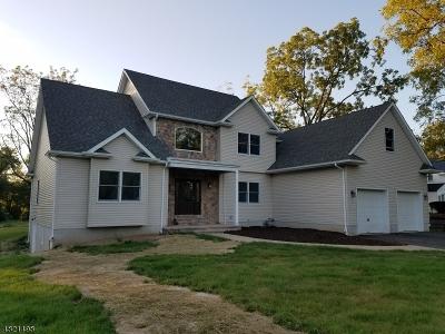 Montville Twp. Single Family Home For Sale: 131 Old Change Bridge Rd