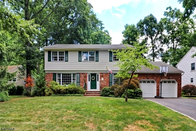 Cranford Twp. Single Family Home For Sale: 108 Glenwood Rd