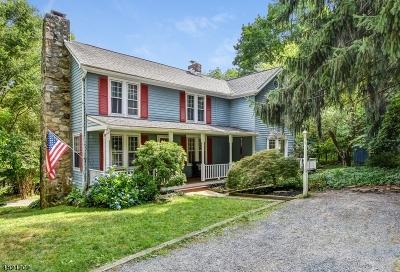 High Bridge Boro Single Family Home For Sale: 24 Silverthorne Rd
