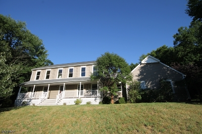 Sparta Twp. Single Family Home For Sale: 54 Skyline Dr