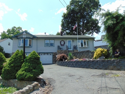Nutley Twp. NJ Single Family Home For Sale: $499,000