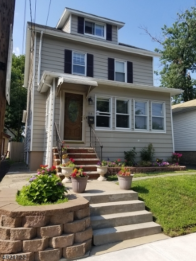 Clifton City Single Family Home For Sale: 334 E 4th St