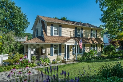 Clifton City Single Family Home For Sale: 999 Valley Rd
