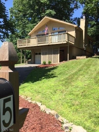 High Bridge Boro Single Family Home For Sale: 5 Deer Run Dr
