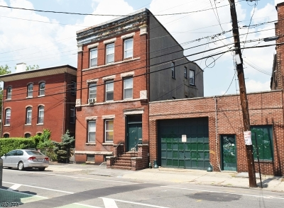 Newark City NJ Commercial For Sale: $490,000