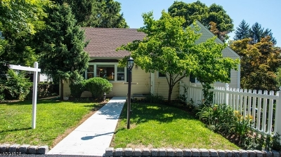 Bernardsville Boro Single Family Home For Sale: 21 Woodland Rd