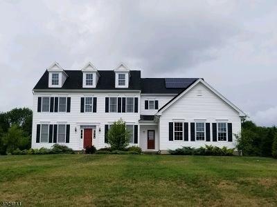 Sparta Twp. Single Family Home For Sale: 5 Chapel Hill Court