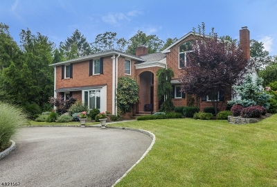 Millburn Twp. Single Family Home For Sale: 354 Hartshorn Drive