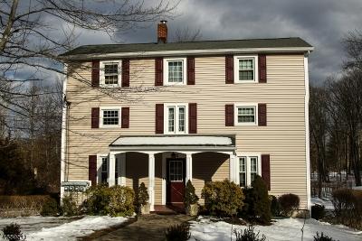 Bernards Twp. NJ Rental For Rent: $1,050