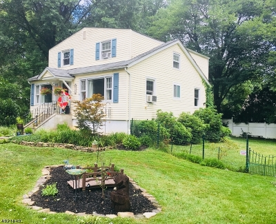 Warren Twp. Single Family Home For Sale: 30 Fairfield Ave