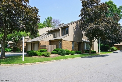 Morris Twp. Condo/Townhouse For Sale: 28 Keats Way