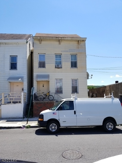 Paterson City Multi Family Home For Sale: 98 Birch St