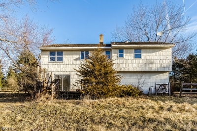 Readington Twp. Single Family Home For Sale: 1 Tunis Cox Rd