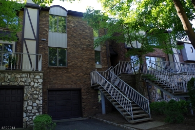 Clifton City Condo/Townhouse For Sale: 900 Valley Rd