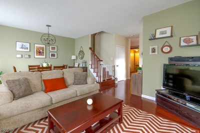 Morris Twp. Condo/Townhouse Active Under Contract: 28 Witherspoon Ct
