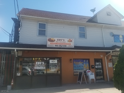 Elizabeth City Commercial For Sale: 600 Jackson Ave