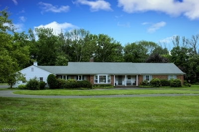 Harding Twp. Rental For Rent: 91 Youngs Rd