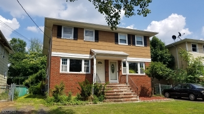Bound Brook Boro Single Family Home For Sale: 21 Fairview Ave
