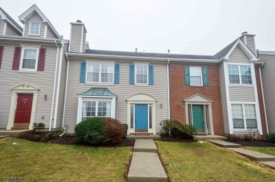 Bridgewater Twp. Condo/Townhouse For Sale: 3803 Graham Ct