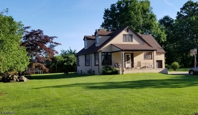 Raritan Twp. Single Family Home For Sale: 7 Ranch Haven Rd