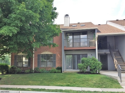 Bernards Twp. Condo/Townhouse For Sale: 374 Penns Way