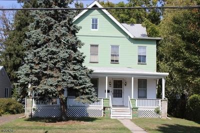 Bound Brook Boro Multi Family Home For Sale: 131 W Union Ave