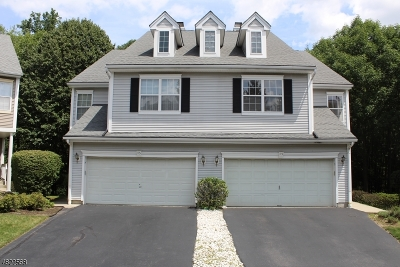 Wayne Twp. Condo/Townhouse For Sale: 79 Morning Watch Rd