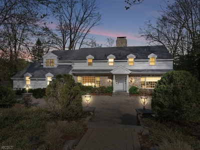 Wyckoff Twp. Single Family Home For Sale: 508 Hartung Dr