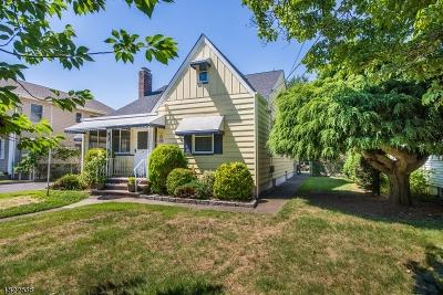 Clifton City Single Family Home For Sale: 348 Washington Ave
