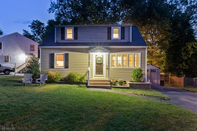 New Providence Single Family Home For Sale: 107 Holmes Oval