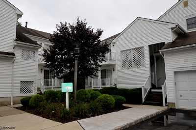 Bernards Twp. NJ Condo/Townhouse For Sale: $278,000