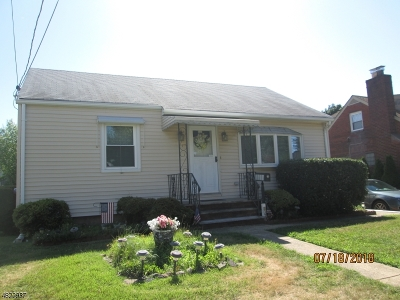 Clifton City Single Family Home For Sale: 32 Oregon St