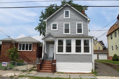 Kearny Town Multi Family Home For Sale: 255 Devon St
