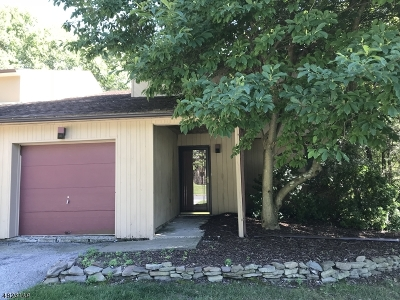 Sparta Twp. Single Family Home For Sale: 2 Margaret Ter